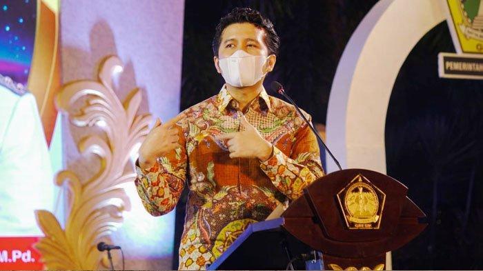 Wagub Jatim Emil Dardak: Anugerah Wisata Gresik Bangkitkan Semangat Sektor Pariwisata