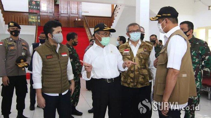 Menteri PMK Sebut 50 Persen Masalah Covid-19 Nasional Ada di Jatim, Presiden Akan Terbitkan Inpres