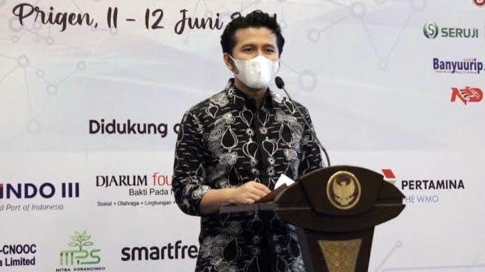 Wagub Emil Dardak Tantang AMSI Jatim Turut Gaungkan Gerakan Bangga Buatan Indonesia