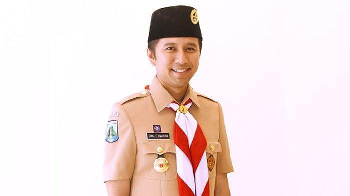 Wagub Jatim Emil Dardak Putuskan Tidak Berpartisipasi Dalam Pemilihan Ketua Kwarda Pramuka Jatim