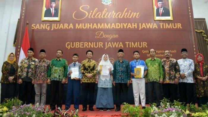Emil Dardak Apresiasi Muhammadiyah Jadi Juara Tingkat Internasional