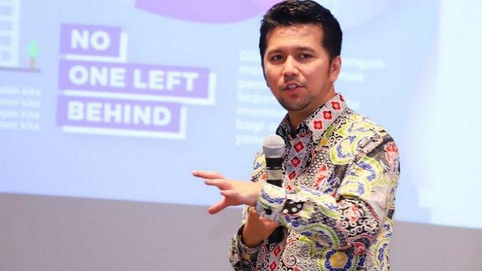 Biodata Emil Dardak, Wakil Gubernur Jatim yang Ditugaskan Pimpin Partai Demokrat Jawa Timur