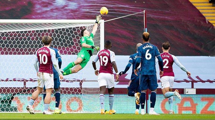 Hasil Aston Villa vs Arsenal: Skor Akhir 1-0, Emiliano Martinez Tampil Kokoh Lawan Mantan Tim