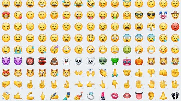 Arti Sesungguhnya Emoji Tersenyum di WhatsApp (WA), Nomor 4 Menandakan Kocak Habis