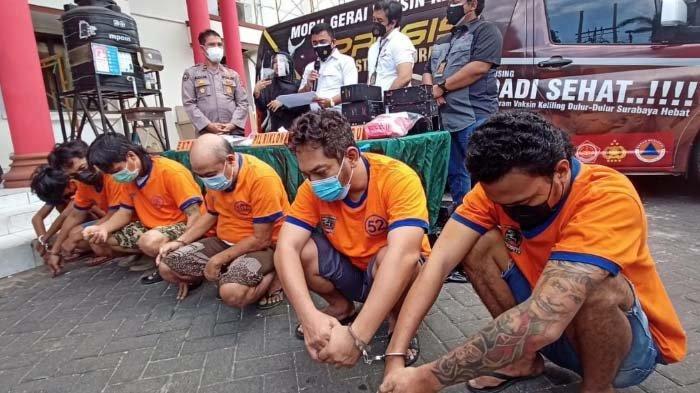 Polisi Temukan Modus Baru saat Bongkar Pengedar Narkotika Jaringan Sumatera - Jawa