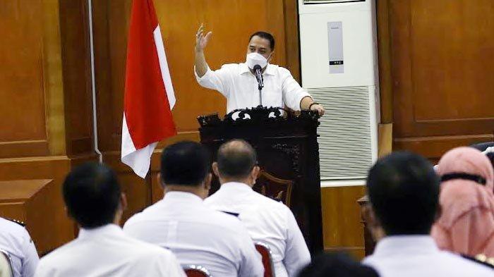 Libur Lebaran 2021, Pemkot Surabaya Siapkan Sanksi Berat Bagi ASN yang Nekat Mudik