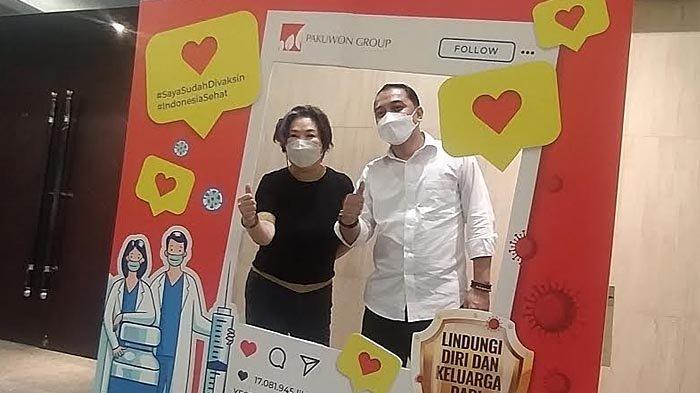 Vaksinasi di Surabaya Mulai Sasar Pedagang Mal, Eri Cahyadi Gandeng Sejumlah Pusat Perbelanjaan