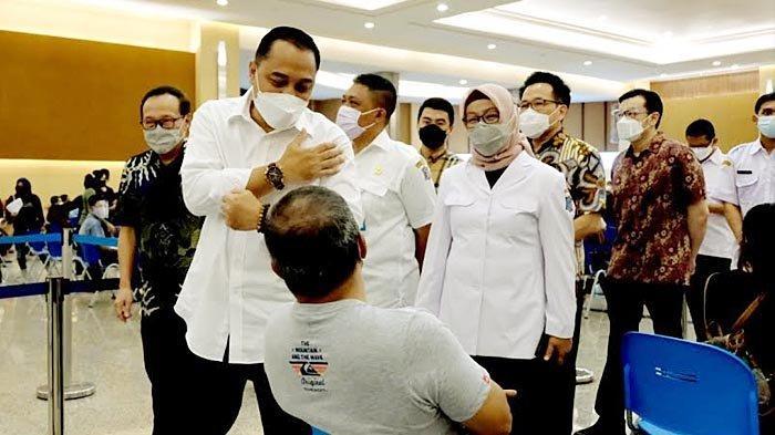 Gandeng MUI, Pemkot Surabaya Tetap Vaksin Warga Saat Ramadan, Tetap Dilaksanakan Siang Hari