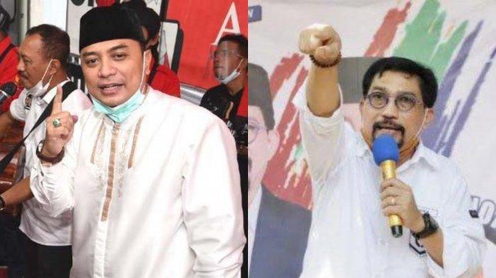 Eri Cahyadi-Armuji Menang Hasil Pilkada Surabaya 2020, Machfud Arifin Gugat Lewat MK, Ini Kata KPU