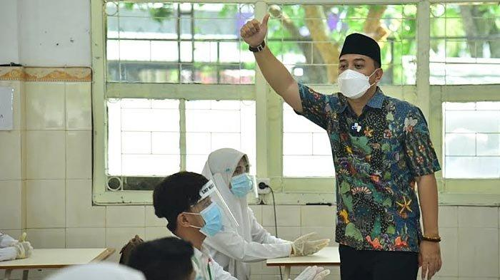 Wali Kota Surabaya, Eri Cahyadi.