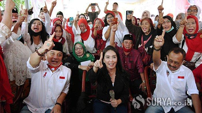 Gresss ! Hasil Pilwali Surabaya 2020, MA-Mujiaman Cuma Dapat 13 Suara di TPS Whisnu Sakti