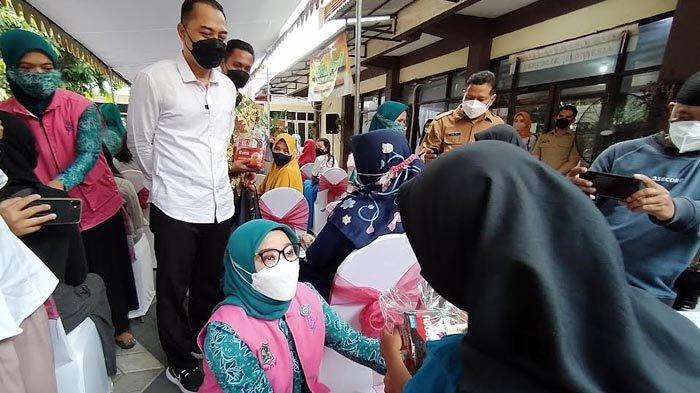 Target Hilangkan Kasus Stunting di Surabaya, Eri Cahyadi Libatkan PKK