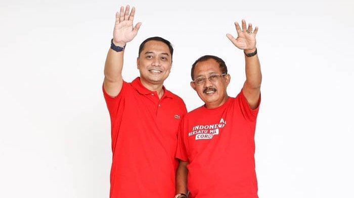 Komentar dan Perasaan Eri Cahyadi Setelah Resmi Diusung PDIP Jadi Calon Wali Kota Surabaya