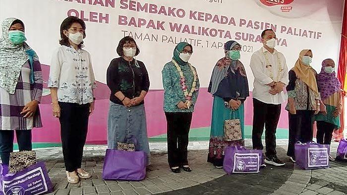 20 Tahun Yayasan Paliatif Surabaya Mengabdi di Kota Pahlawan, Eri Cahyadi Siapkan Dukungan