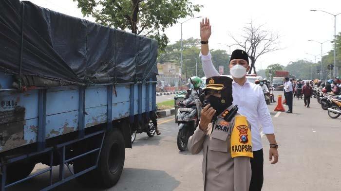 Penyekatan di Gerbang Suramadu Arah Surabaya Dilakukan hingga 12 Hari sejak 6 Juni 2021