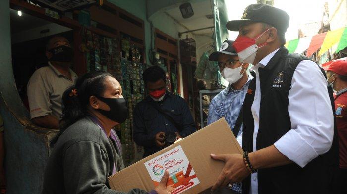 29 Ribu Warga Surabaya Diusulkan Terima Bansos Lewat Aplikasi, Baru 6 Ribu yang Diterima