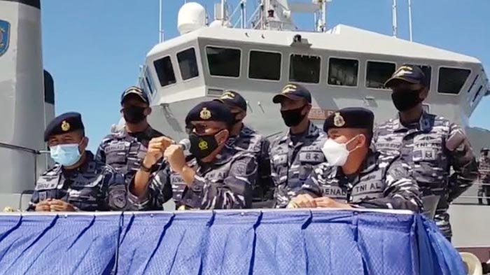TNI AL Perluas Pencarian Korban KMP Yunicee, Mulai Sisi Selatan Hingga Utara Selat Bali