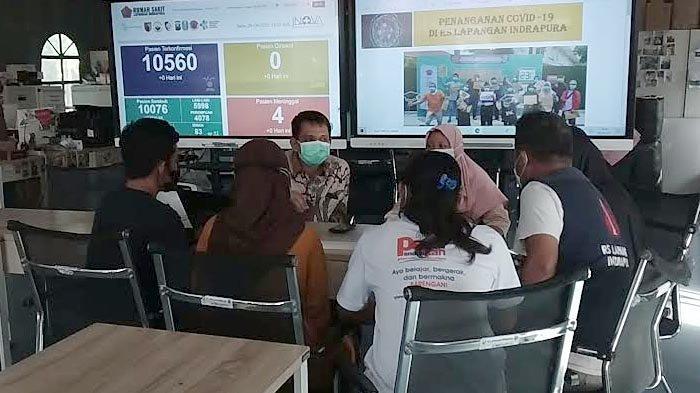 RSLI Surabaya Zero Pasien Covid-19, Kadinkes Jatim: Tetap Disiplin Protokol Kesehatan 6M dan 3T