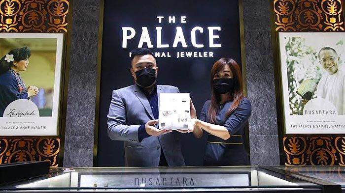 Buka Cabang Baru, The Palace National Jeweler Hadir di Malang Olympic Garden