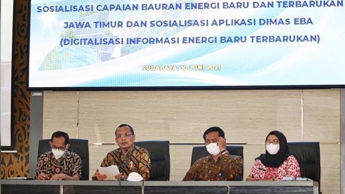 Jatim Gali Potensi Sumber Listrik dari Energi Bauran, ESDM: Proyek PLTP Rampung Total 2024
