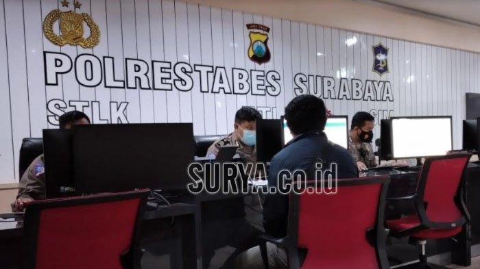 Kejari Surabaya Jaring Ratusan Pelanggar Tilang Elektronik