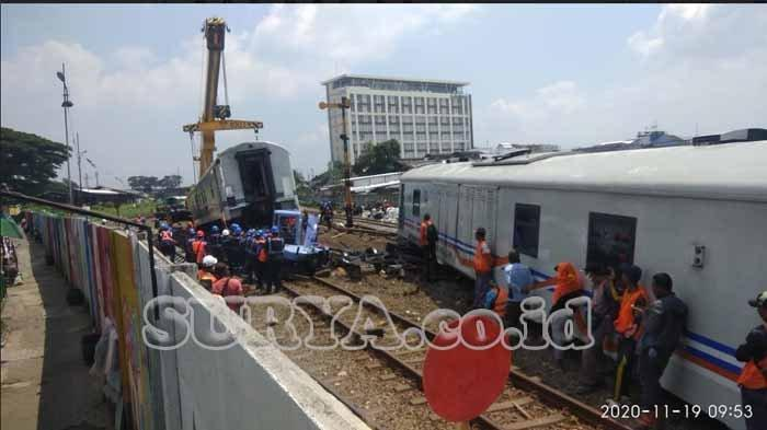 Cerita Mistis Gerbong KA Jalan Sendiri, Warga di Sekitar Rel Sebut Hantu di Stasiun Malang Jail-jail