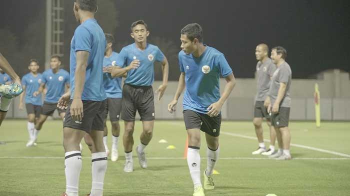 Timnas Indonesia vs Thailand - Evan Dimas Sebut Pertarungan Demi Harga Diri Bangsa