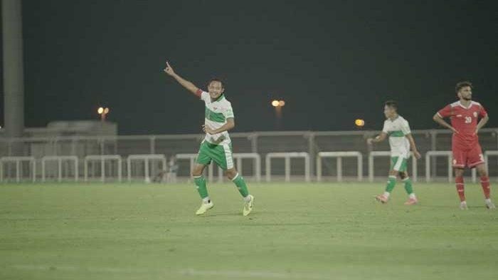 Cerita dan Permintaan Evan Dimas Usai Timnas Indonesia vs Oman