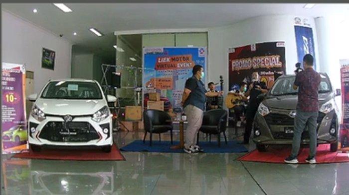 Liek Motor Indrapura Genjot Penjualan Mobil Lewat Event Virtual