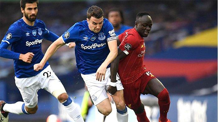 Jadwal Liga Inggris Pekan Kelima: Derby Merseyside Everton Lawan Liverpool, Man City vs Arsenal