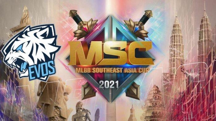Hasil dan Klasemen MSC 2021: EVOS Legends Selangkah Lagi Amankan Tiket Upper Bracket Playoff