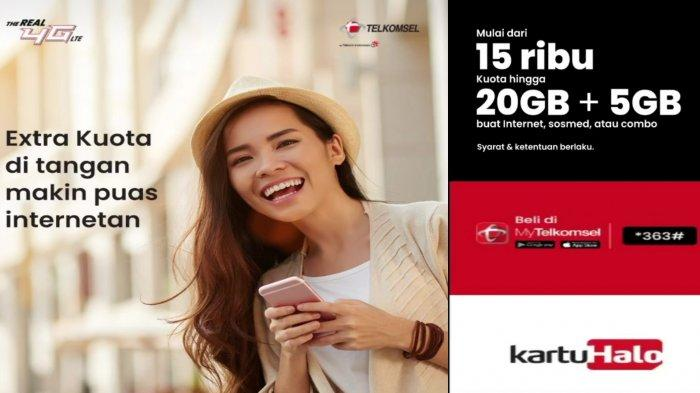 UPDATE Promo Telkomsel Untuk Guru, Dosen dan Mahasiswa, Kuota 10GB Rp 40.000 dan Telepon Sepuasnya