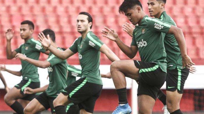 Persiapan Timnas U-23 Indonesia Jelang Hadapi Thailand di Kualifikasi Piala Asia U-23