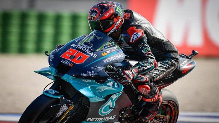 Jadwal Terbaru MotoGP 2021: Sirkuit Losail Qatar 28 Maret, Fabio Quartararo Ingin Hadapi Marquez