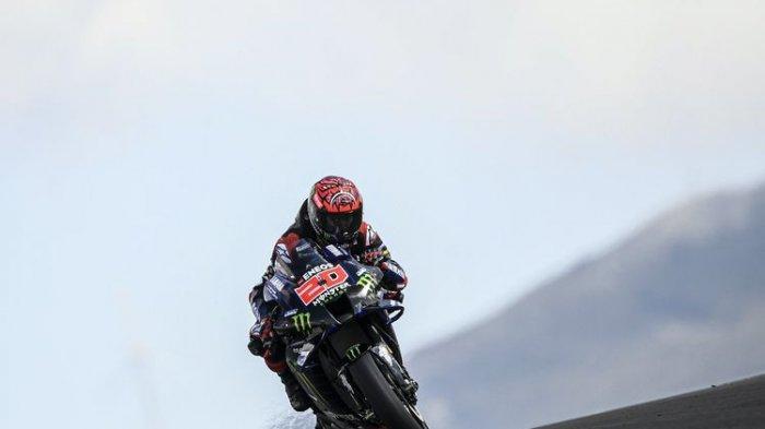 Hasil Klasemen MotoGP Jelang GP Inggris 2021