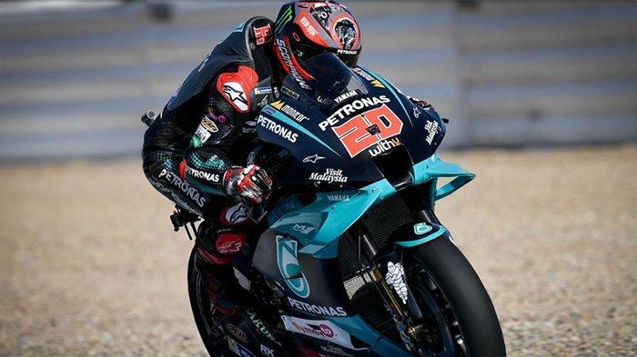 Link Live Streaming MotoGP Andalusia 2020: Marc Marquez Absen Cedera, Duo Yamaha Start Terdepan