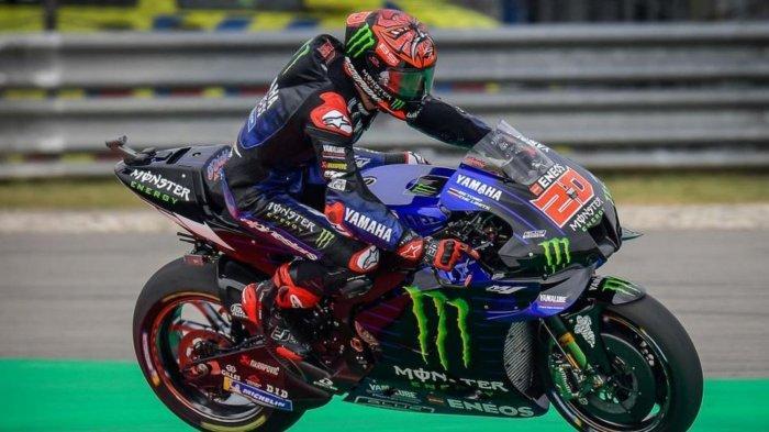 Fabio Quartararo makin dekat dengan gelar juara MotoGP 2021
