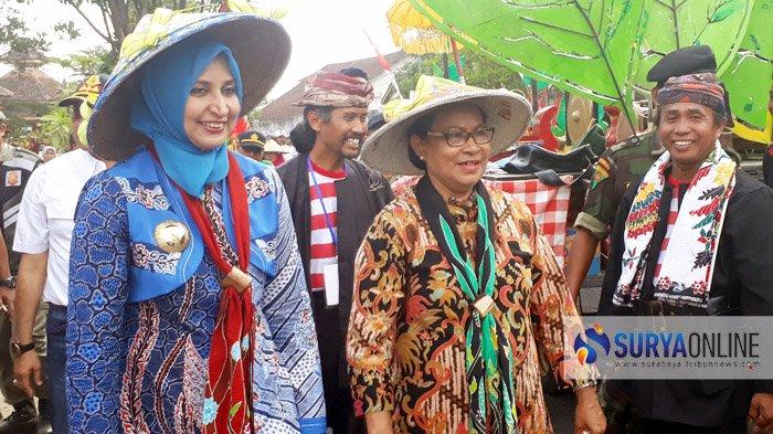 Bupati Faida Mengaku Bersedia Menjadi Tim Pemenangan Jokowi
