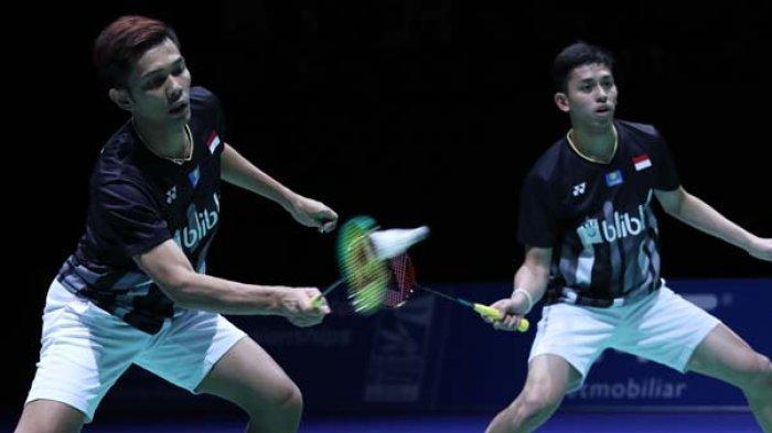 Hasil Swiss Open 2019, Anthony Ginting Gagal, Indonesia Loloskan 2 Wakil ke Final