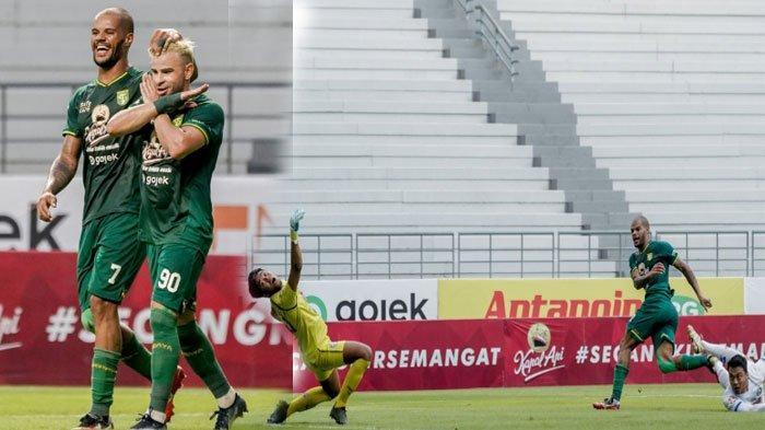 FAKTA BARU Persebaya Surabaya, Demi Raih Kemenangan, Aji Santoso Lakukan Hal Ini pada 4 Pemain