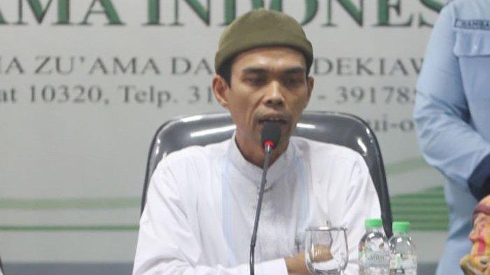 Ustad Abdul Somad akan Menikah dengan Gadis Jombang, Ketua ...