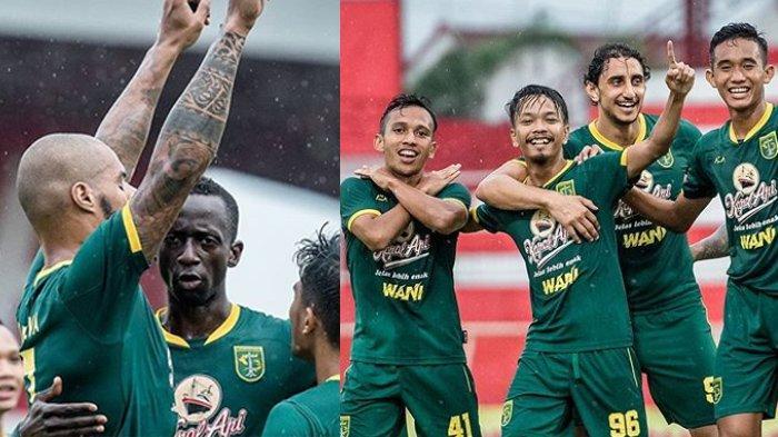 FAKTA-FAKTAKemenangan Persebaya Surabaya atas Arema FC, Laga Bertabur Kartu & Suporter Rusuh
