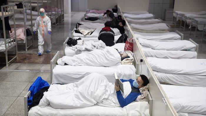 China : Militer AS Kirim Virus Corona ke Wuhan. Kini Ada 70.234 Orang Terinfeksi & 5.398 Orang Tewas