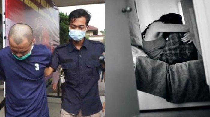 FAKTA TERBARU Guru Beristri Paksa Gadis Bandung Kirim Foto Tanpa Busana dan Setubuhi Korban
