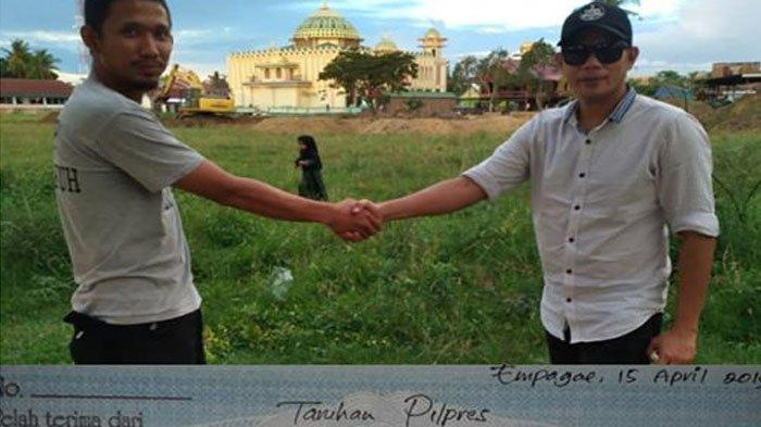 FAKTA Terselubung Dibalik Taruhan 1 Hektar Tanah Pendukung Jokowi Vs Prabowo, Singgung Mobile Legend