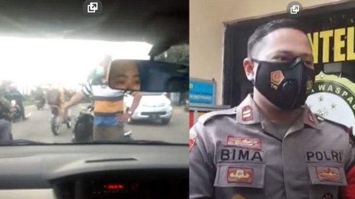 4 Fakta Video Viral Mahasiswi Gresik Diadang Pria Bertubuh Gempal, Polisi Beber Kronologi Sebenarnya