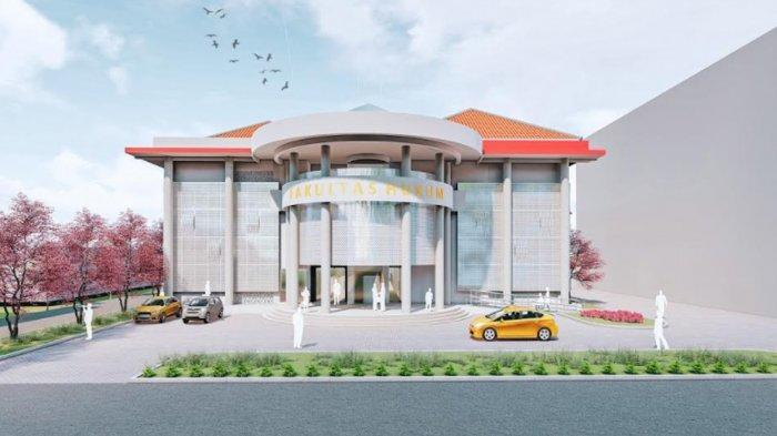 Gedung Baru Fakultas Hukum UPN Veteran Jatim Habiskan Rp 5 Miliar
