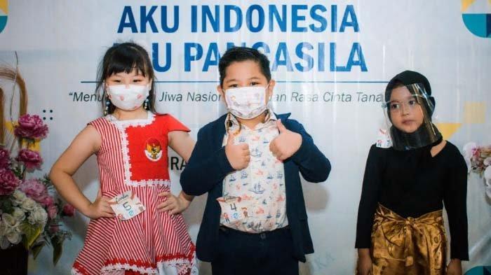 Cara Mahasiswa Unitomo Surabaya Peringati Hari Lahir Pancasila