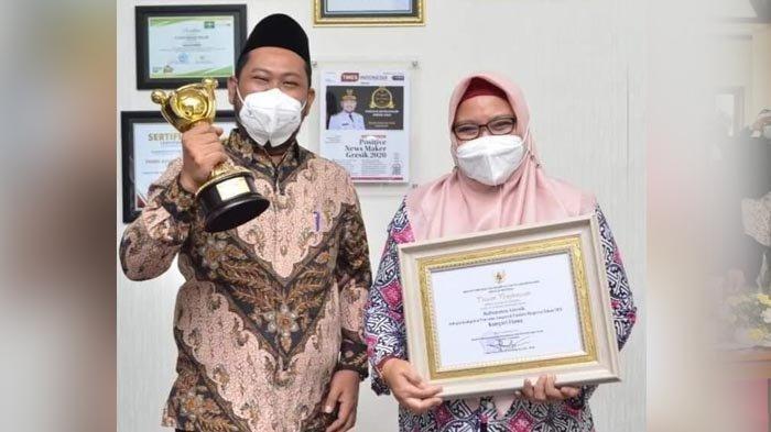 Untuk Kedua Kalinya, Kabupaten Gresik Meraih Anugerah Parahita Ekapraya Menteri PPPA