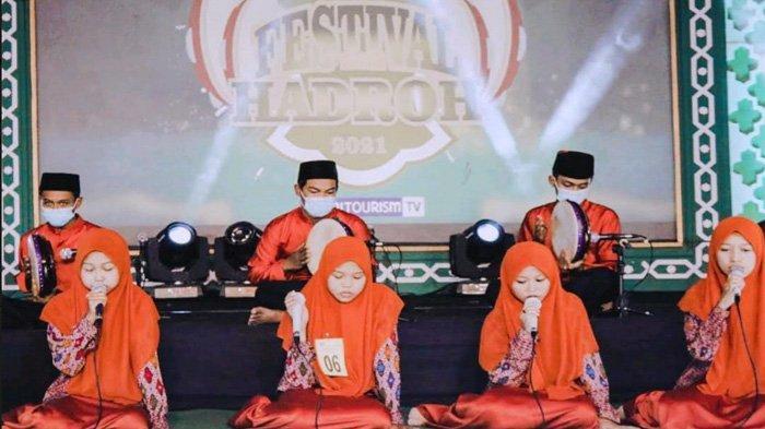 Digelar Virtual, 40 Grup Tetap Maksimal Ramaikan Festival Hadrah Al Habsy Al Banjari Kediri